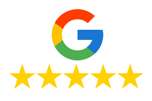 Google review logo representing reviews of fire extinguisher inspection service Apartment Fire Extinguisher Service, Inc. in Jacksonville, FL